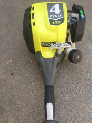 Brand New Ryobi Weed Eater S430 4 Cycle Straight Shaft For In Cerritos Ca Offerup
