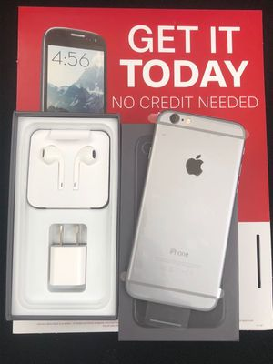 Apple iPhone 6 64gb unlocked for Sale in Seattle, WA