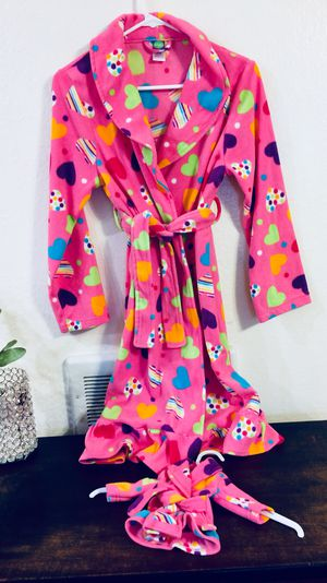 0012f4945cf Dolly and me matching robes child s XL new for Sale in Tustin