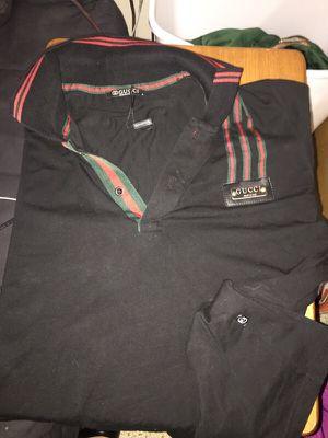 4d1300cb5 Men (L) Gucci Shirt  170 for Sale in Miami