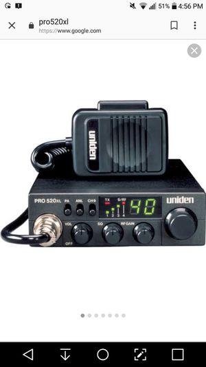 Uniden PRO520XL CB Radio & Mobile CB Antenna !! for Sale in San Diego, CA