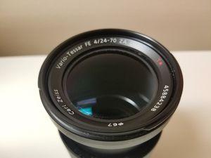Sony 24-70 f/4 Full Frame E-mount lens for Sale in Beavercreek, OH