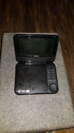PHILIPS PORTABLE DVD PLAYER for Sale in Alameda, CA