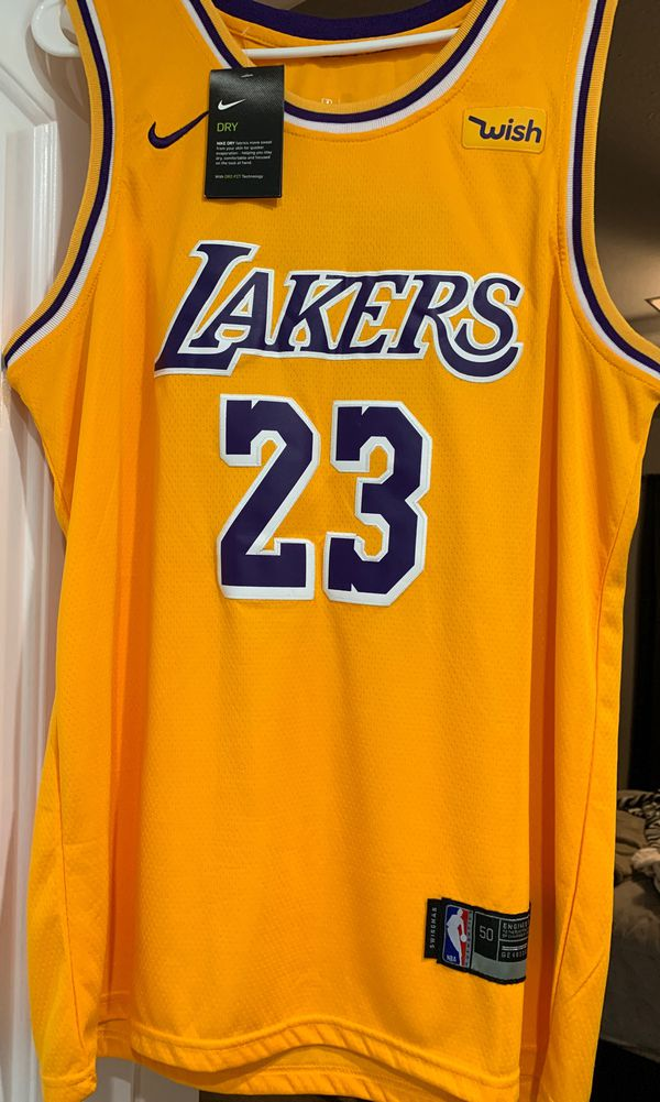 234831f28cd New and Used Lakers jersey for Sale in Perris