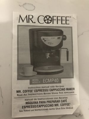 New And Used Coffee Makers For Sale In Arcadia Ca Offerup