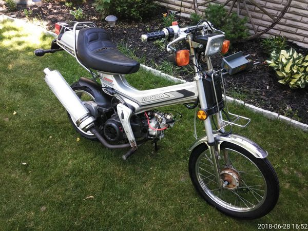 1982 Honda Urban Express Gy6 150 For Sale In Livonia Mi Offerup