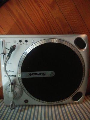 Numark tt1610 turntables for Sale in Petersburg, VA