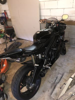New And Used Yamaha Motorcycles For Sale In Atlanta Ga Offerup