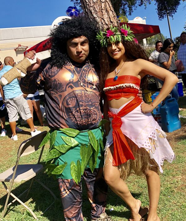 Moana and Maui for Sale in Los Angeles, CA - OfferUp