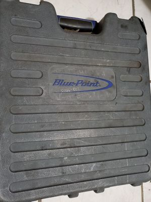 Photo Blue point SOCKET SET 155pcs