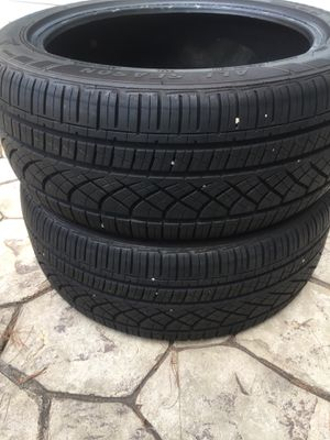 Tires 255/45/19 for Sale in Gaithersburg, MD