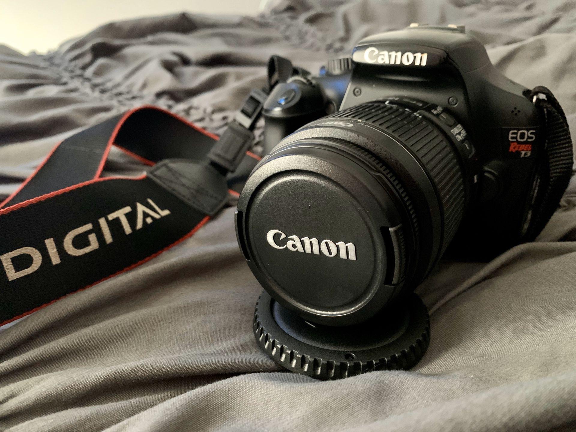 Canon T3 Rebel