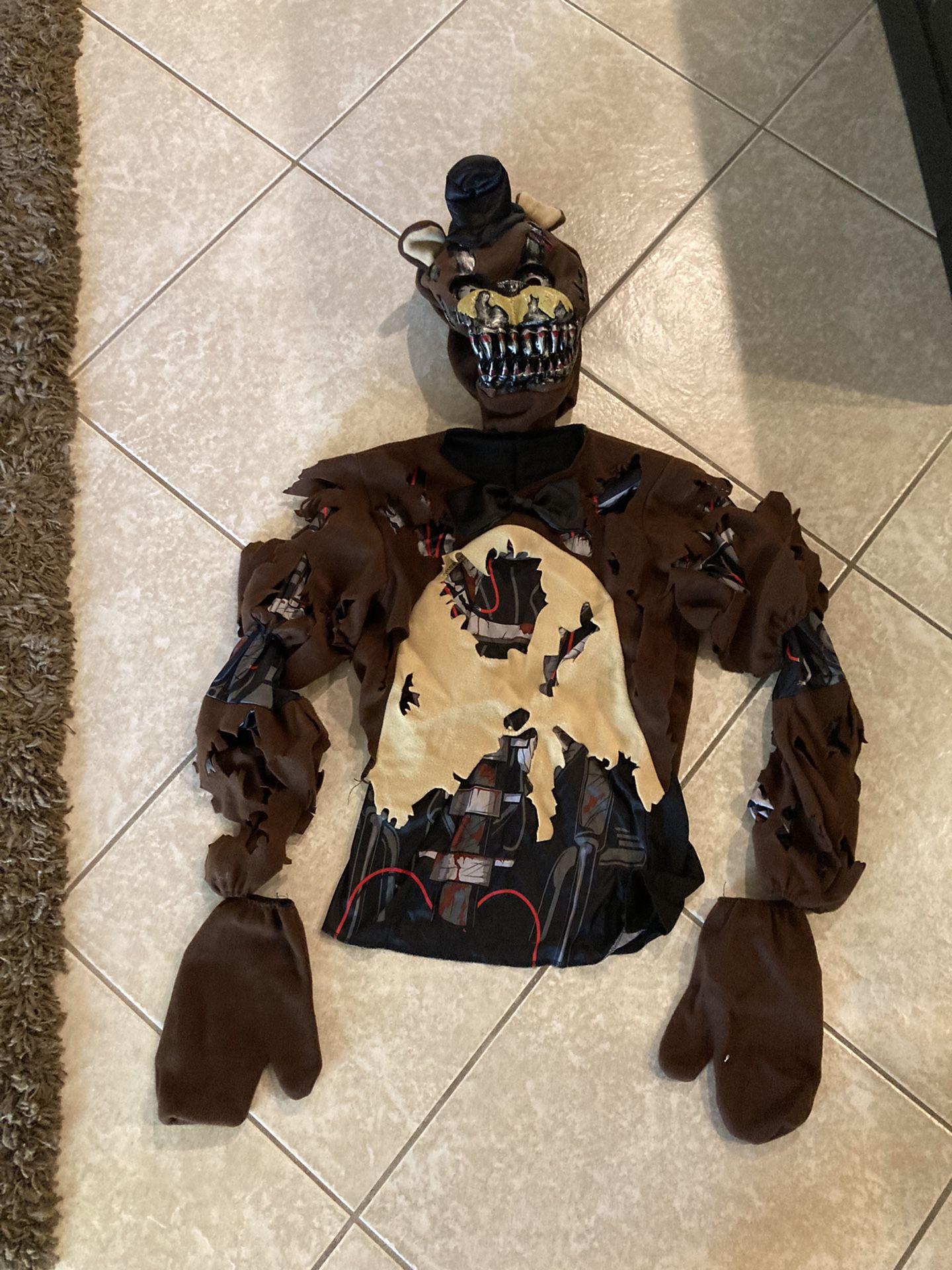 Halloween Costume (Friday Night At freddys)