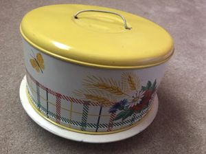 Antique cake tin for Sale in University Place, WA