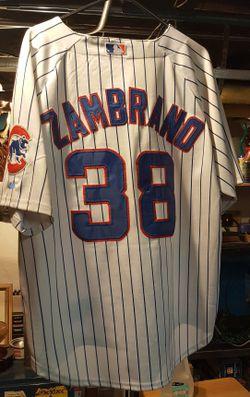 Chicago cubs zambrano jersey Thumbnail