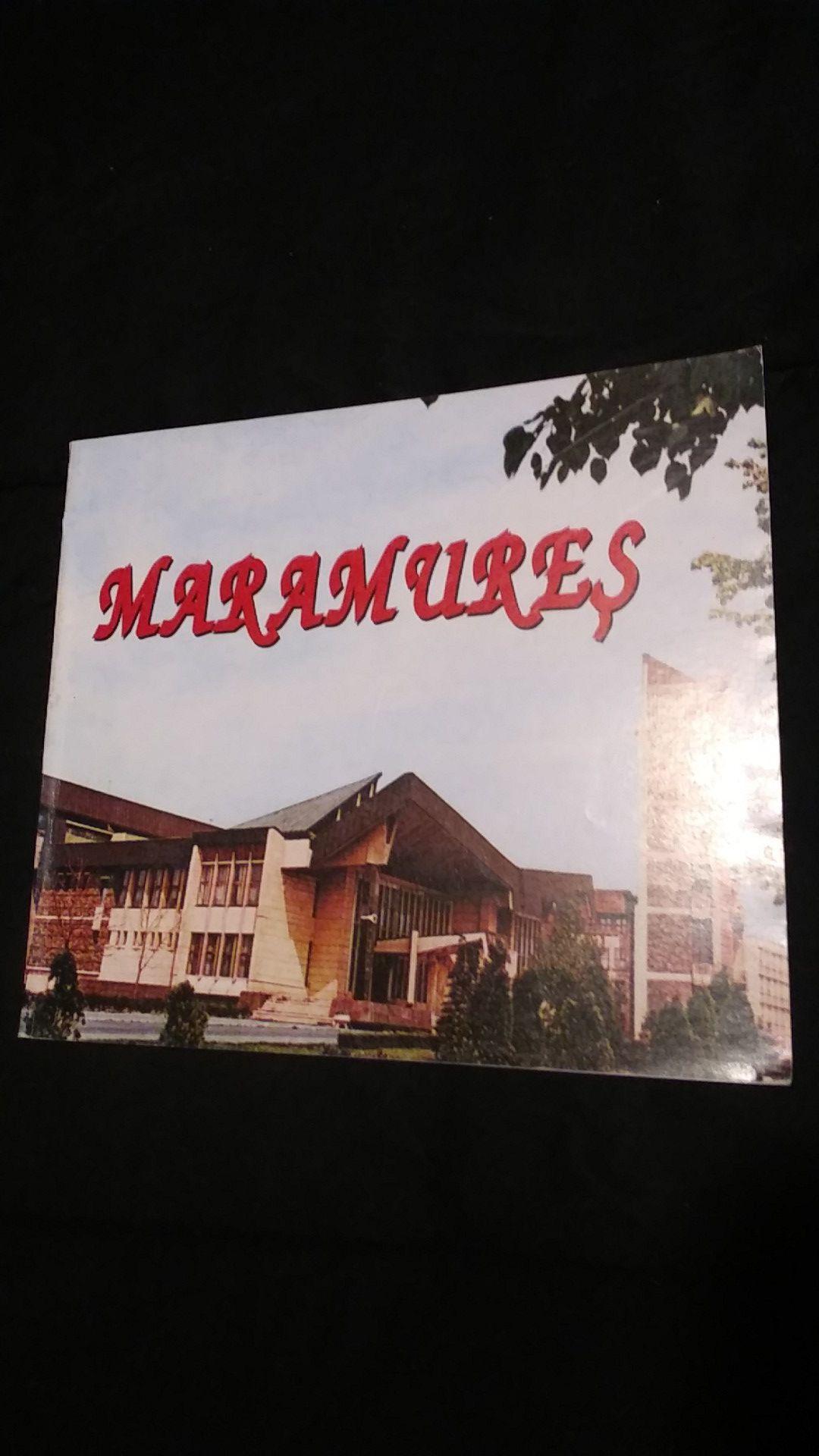 Romanian Book Maramures bk2