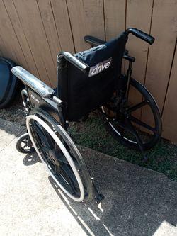 drive wheel chair Thumbnail