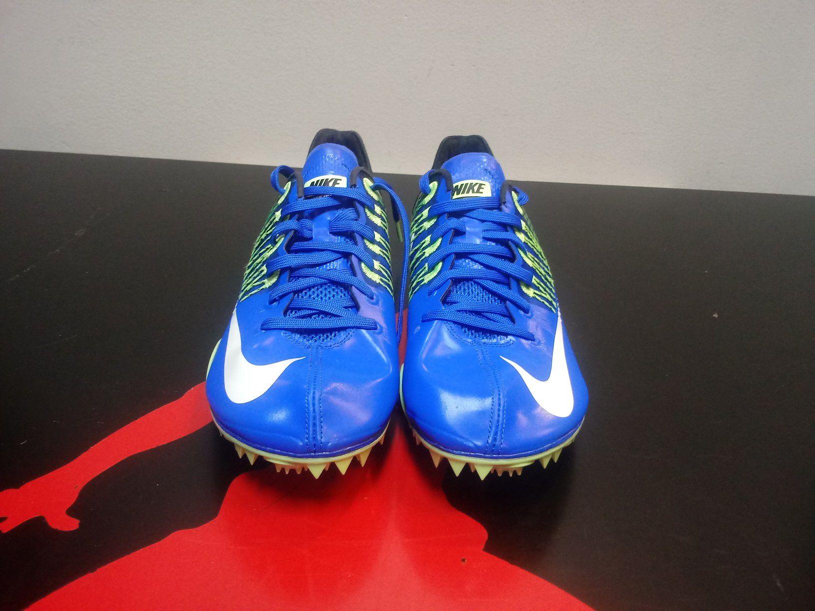 "Nike zoom celar 5 ""Blue/volt"" size10.5W 9M"