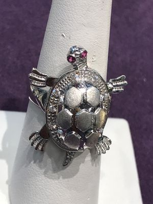 Turtle ring for Sale in Davenport, FL