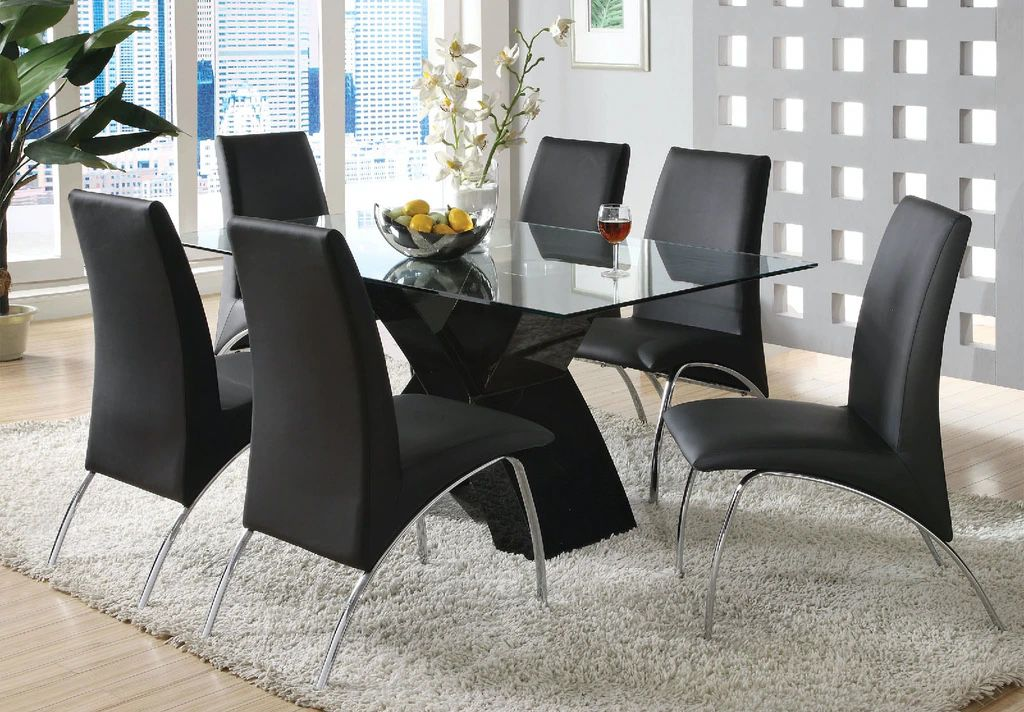 Table & 6 Chairs