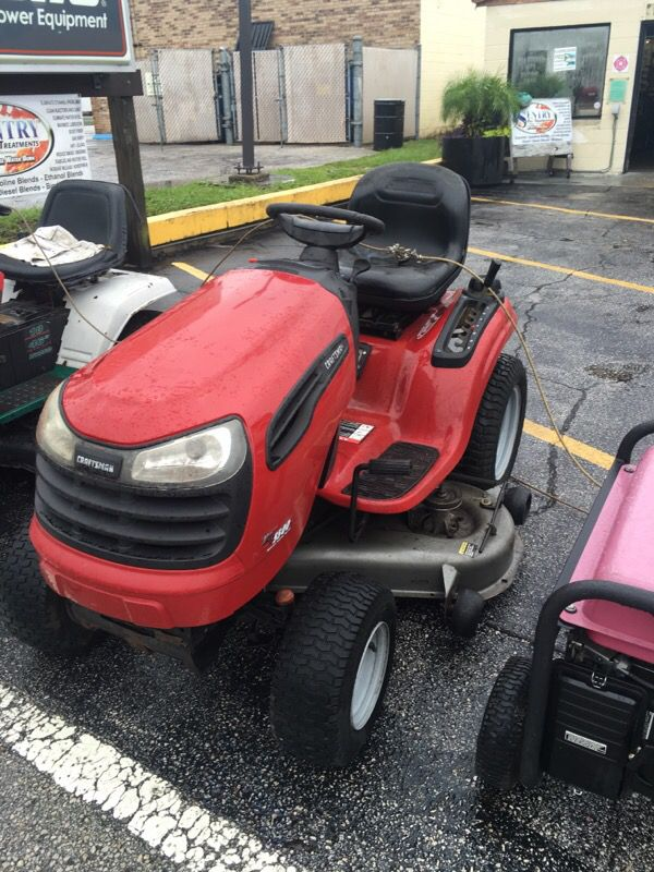 Craftsman Mts 5500 For Sale In Tampa Fl Offerup