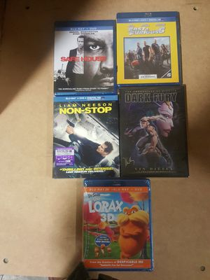 5 movies for Sale in NV, US
