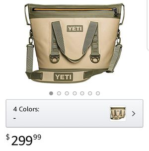 Yeti Cooler for Sale in New Britain, CT