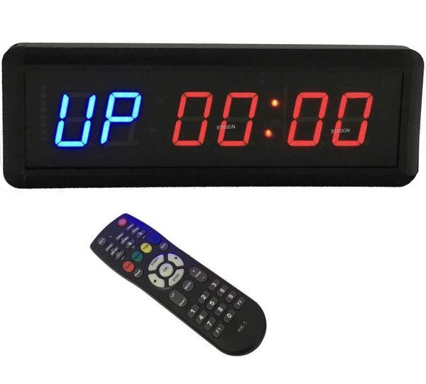 Amazon btbsign led interval timer count down up clock