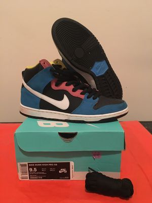 "lowest price 74ffe 694d5 NIKE Dunk SB ""Bazooka Joe"" for Sale in Mint Hill, NC - OfferUp"