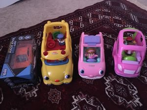 Singing car toys/1 remote control car for Sale in Sterling, VA