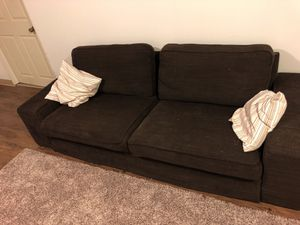 Sofa two sets , brown for Sale in Cuyahoga Falls, OH