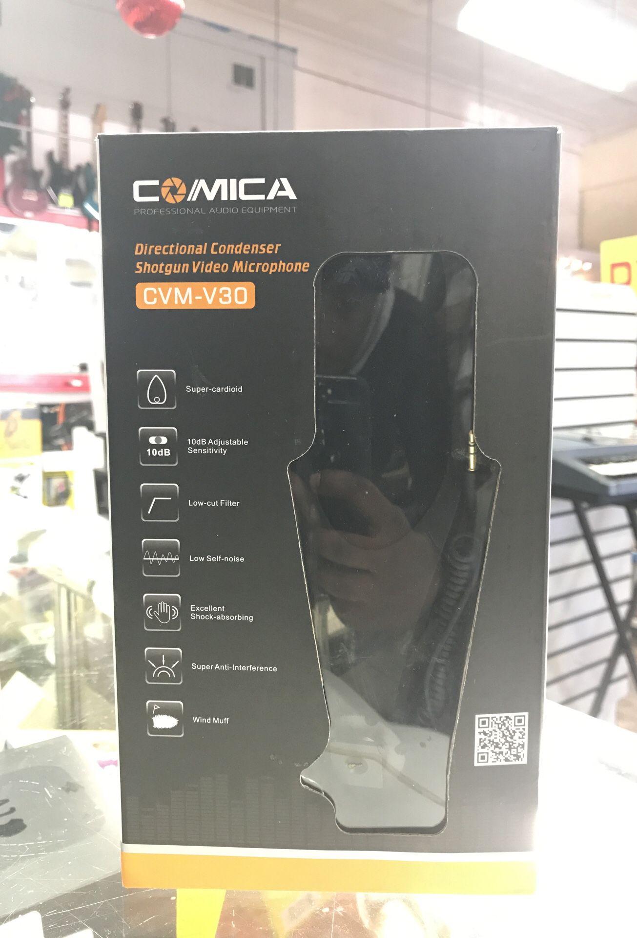 Comica Mic Brand New In Box!!!