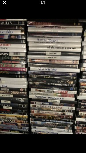 Used Dvds For Sale >> New And Used Dvd For Sale In Apple Valley Ca Offerup