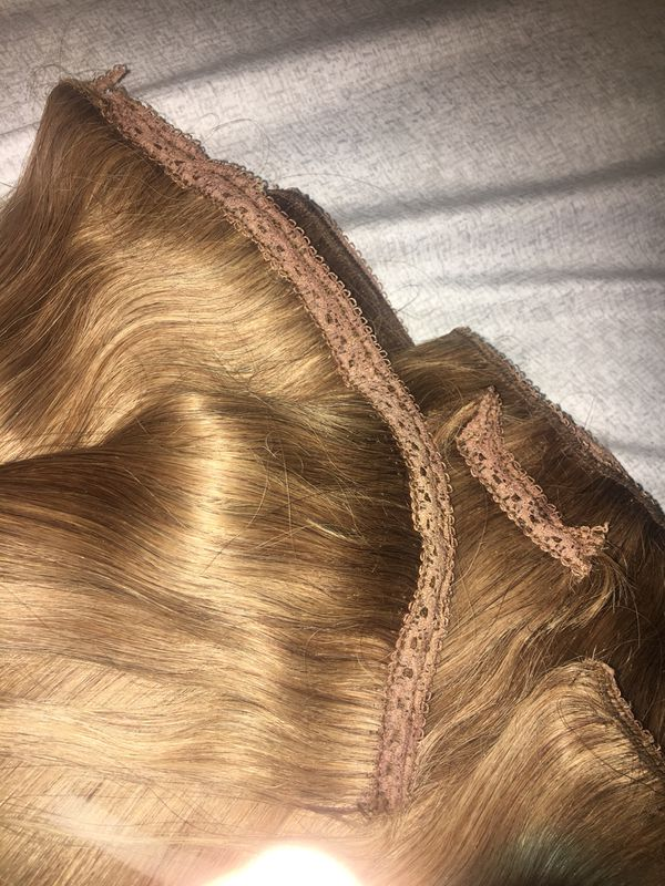 Bellami Hair Extensions In Chestnut Color For Sale In San Jose Ca