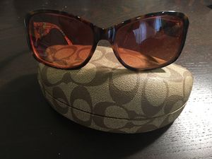 Coach sunglasses for Sale in Chantilly, VA