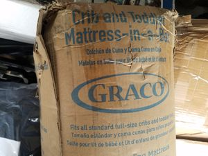 Grayco Premium Foam Crib Matterss for Sale in Winston-Salem, NC