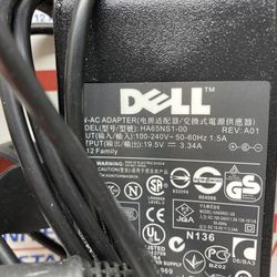Dell Authentic OEM Origina Wall Charger - Tested, Works Perfect! For Older Model Dell Laptops Thumbnail