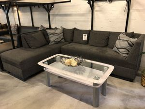 Grey Sectional Sofa for Sale in Hialeah, FL