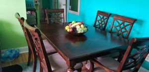 Dining Table With 6 Chairs for Sale in Washington, DC