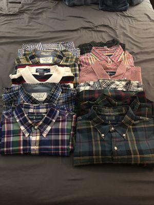 Ralph Lauren Polo & Nautica Shirts for Sale in Manassas Park, VA
