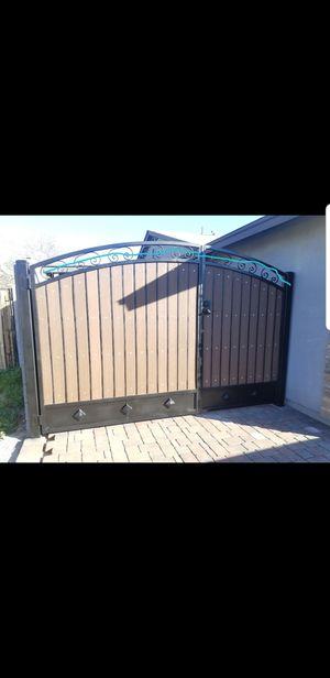 Photo Gates, custom gate, pool fence, security door, court yard gate