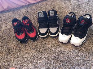 Air max, and Jordan's for Sale in Baytown, TX