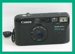 Canon Sure Shot Max Date for Sale in Mount Sterling, KY
