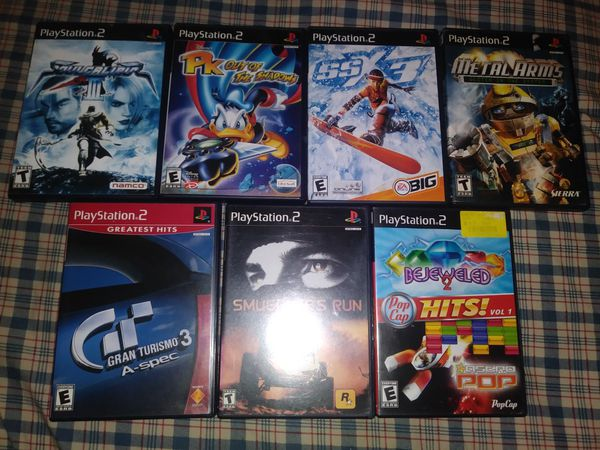 PS2 Games $2 each for Sale in Anaheim, CA - OfferUp
