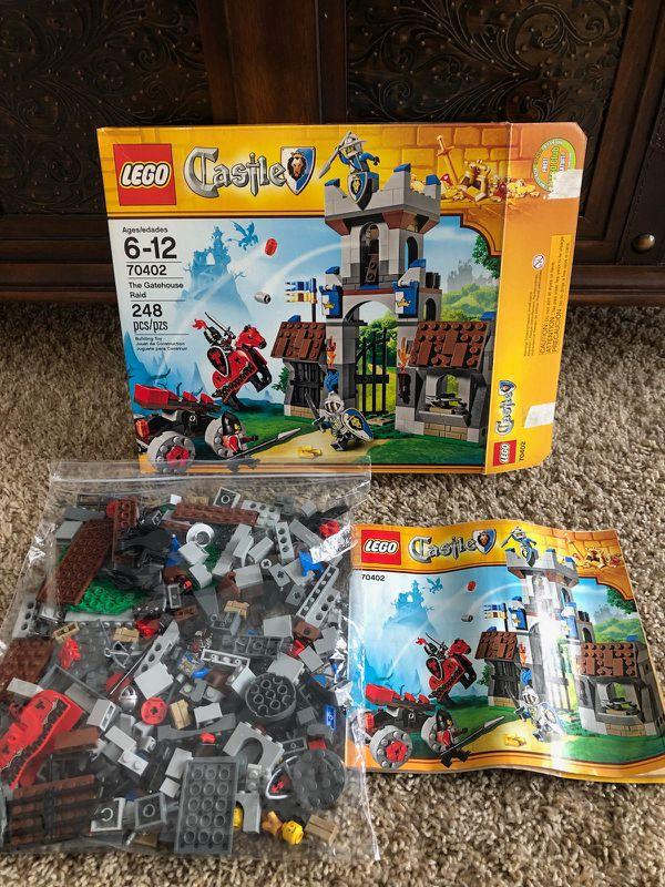 Lego Castle The Gatehouse Raid 70402 For Sale In Wauconda Il