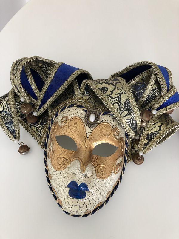 Ef572acb9a8668aadeb490b55370444f Jpg 564 851: Hall Decor (Italian Mask) For Sale In SUNNY ISL BCH, FL