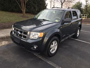 2008 Ford Escape XLT AWD, clean, reliable, Shift Smooth!! for Sale in Potomac Falls, VA