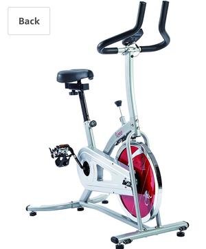 Sunny health and fitness indoor cycling bike for Sale in Haines City, FL