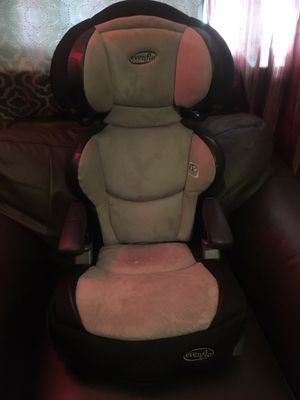 Photo Evenflo car seat in a perfect condition