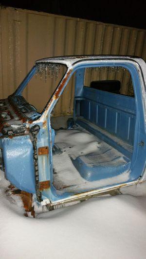 Chevy truck parts 1984 c10 2wd ,cab title,bed,doors for Sale in Damascus, MD